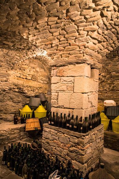A pre-roman cellar
