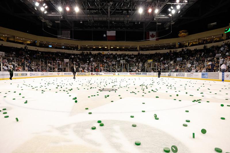 Texas Stars vs Toronto Marlies at Cedar Park Center - May 23, 2014 - Marlies win 5-1