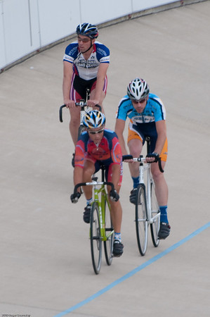 Major Taylor Velodrome, June 2009