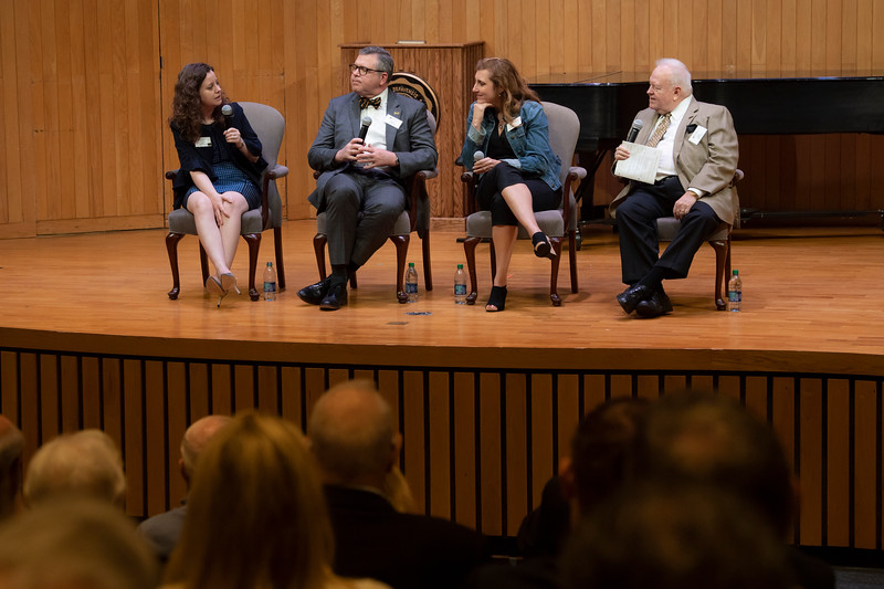 Rector Scholar Contemporary Health Care Panel