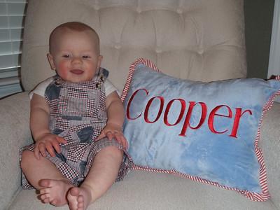 Cooper 6 months