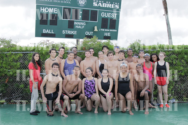 Pace Swimming 10/3/17