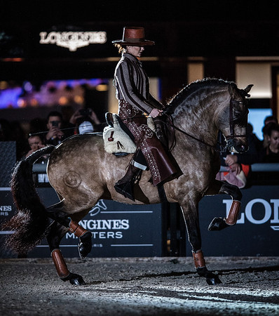 CLEMENCE FAIVRE HORSE SHOW 2017