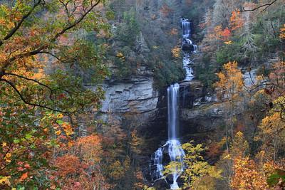 Raven Cliff Falls S.C. 10-27-12