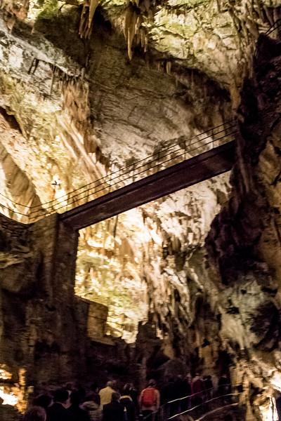 24 kilometers of caves