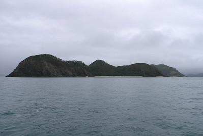 Snapper Island and Hope Island