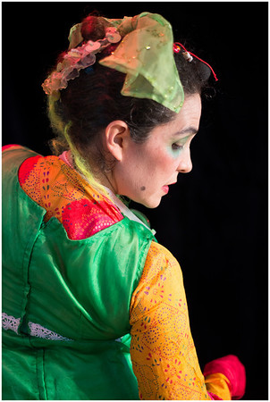La Dama de Verde - Djahel Vinaver