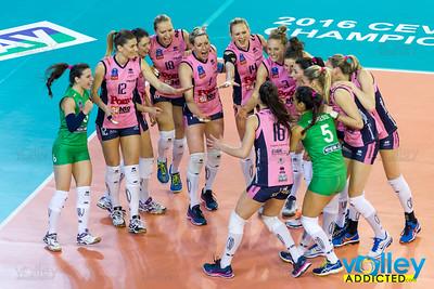SF: Dinamo Kazan - Pomì Casalmaggiore