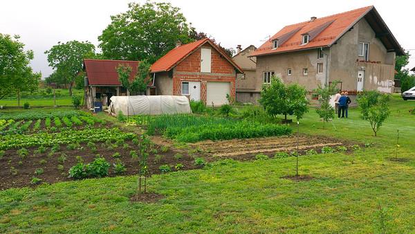 May 20 Vukovar and Osijek, Croatia
