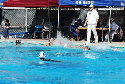 UCSB Gaucho Spring Invite 2009 - San Diego State University vs Long Beach 3/8/09. Final score 19 to 7. SDSU vs CSULB. Photos by Allen Lorentzen.