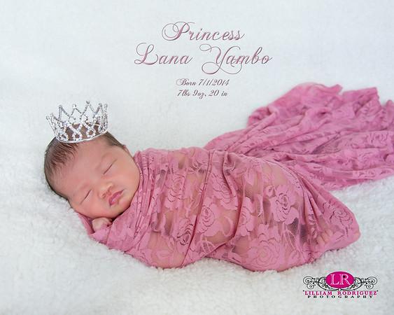 Lana Newborn & Big Sister Mila
