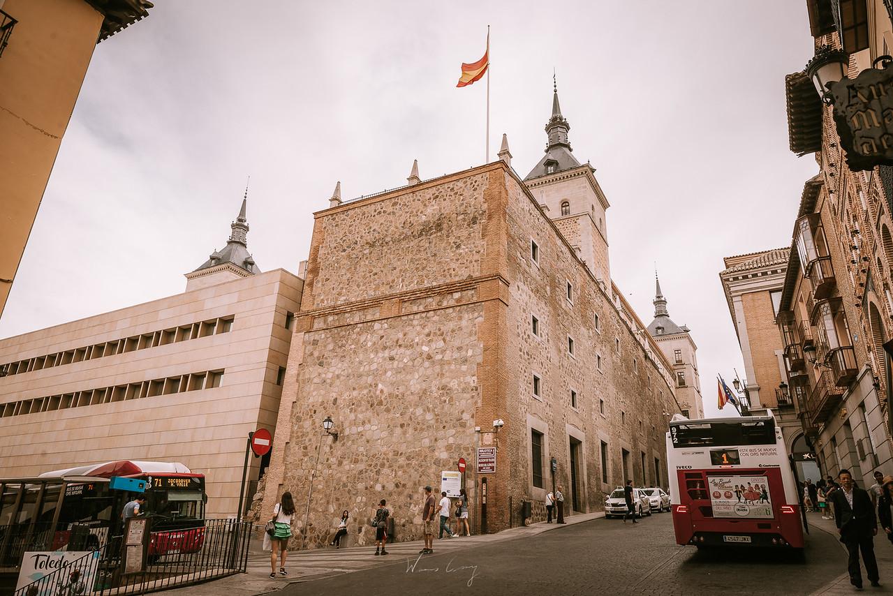 繽紛的中世紀皇城 西班牙托雷多 Toledo, Spain by 旅行攝影師張威廉 Wilhelm Chang