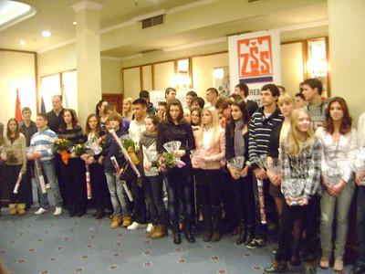 Mladi sportaši Zagreba_Valentina Kozumplik 2010