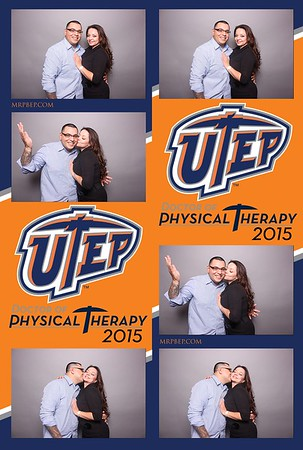 UTEP Physical Therapy | Dec. 11th 2015