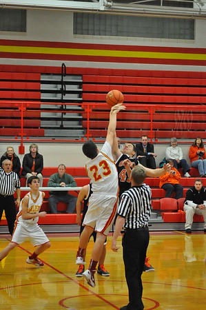 Freshman vs Olney 12/8/11