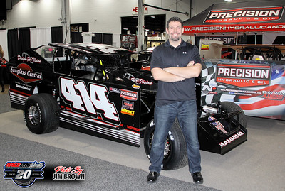Motorsports Racecar & Trade Show - 1/19/20 - Jim Brown