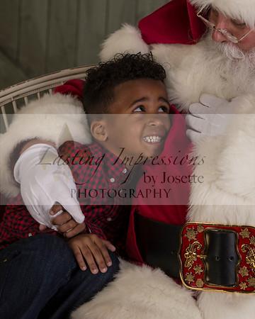 Santa Session