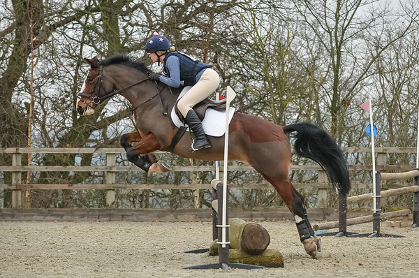 Lincomb EC Arena Eventing, 20th January 2019