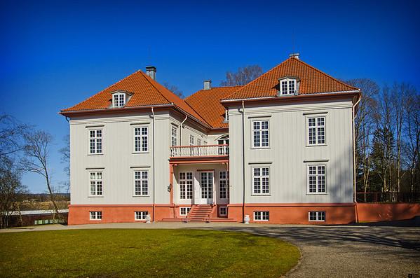 Eidsvollsbygningen / Eidsvoll House