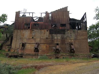 New Idria Ghost Town 4-23-2011