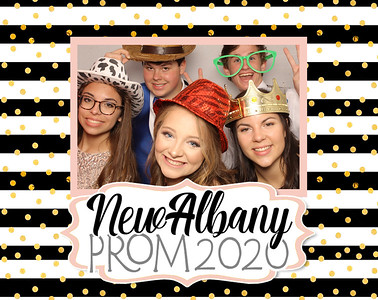 New Albany Prom 2020