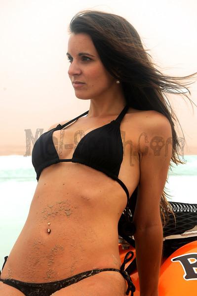 Pro Rider Bikini Shoot 2014, Alexis B.