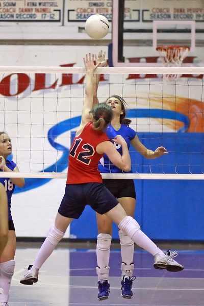 Holly Hill Raider Volleyball 101309