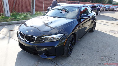 2018 BMW M2 - Black Sapphire Metallic