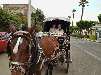 25 Luxor Carriage Ride