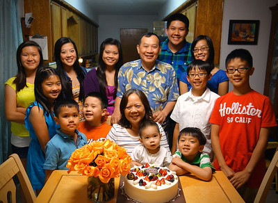 Mother's Day - Ba Ngoai - 2013