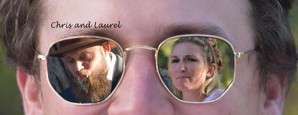 Laurel and Chris Wedding