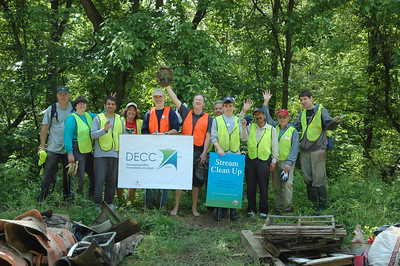 5.12.12 Deep Run Cleanup w/ Computer Sciences Corporation