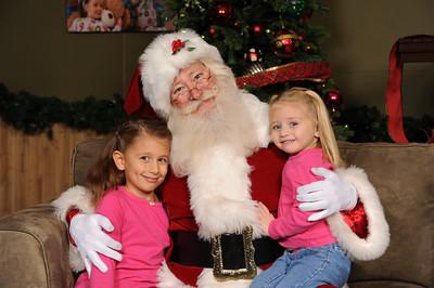 Santa Photos - Saturday Afternoon 4:15pm to 6pm