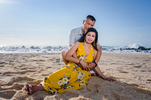 Paradisus Los Cabos, family session