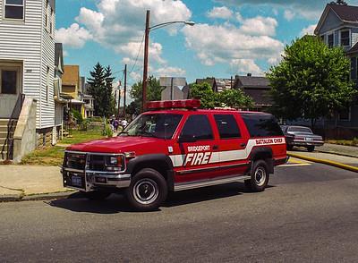 Bridgeport, CT 76-80 Bunnell St. dwelling fire