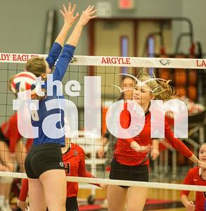 Lady Eagles vs. Decatur (10-6-17)