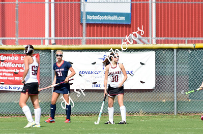 2017-08-14 Ballard Girls Freshmen Field Hockey vs SHA