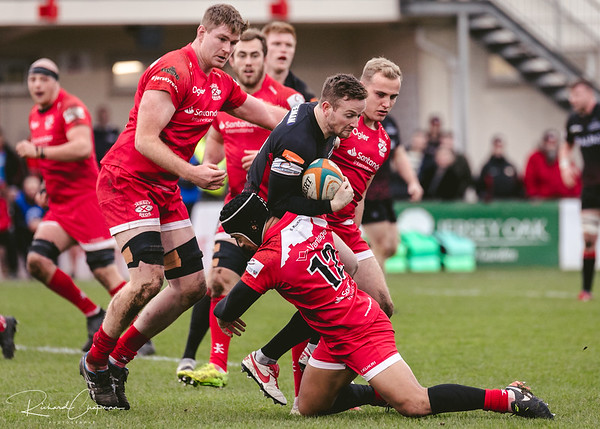 Red v Hartpury Cup