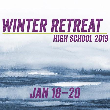 Winter Retreat 2019 :: High School