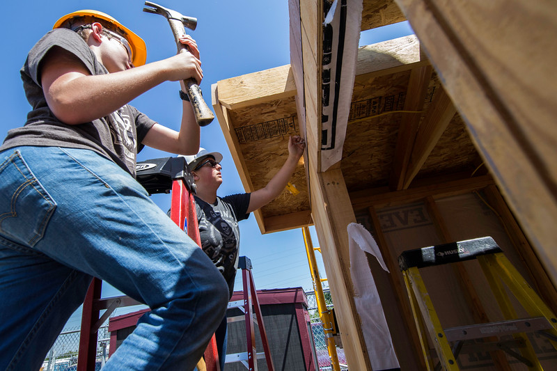 Tiny House Build Day WellsFargo Woodcreek Whitney Oakmont 2018-65.jpg