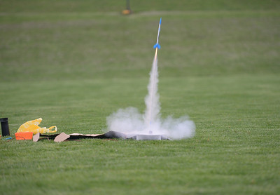 Mrs. Wilk's 1st Block Rocket Launch (5/11/2018)