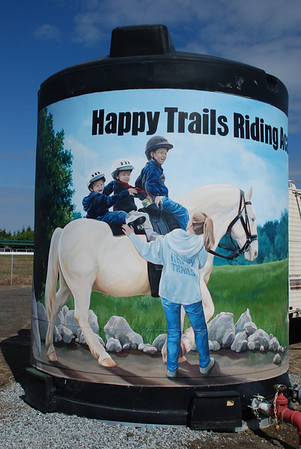 Happy Trails Therapy Riding