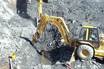 H7X Hydraulic Hammer