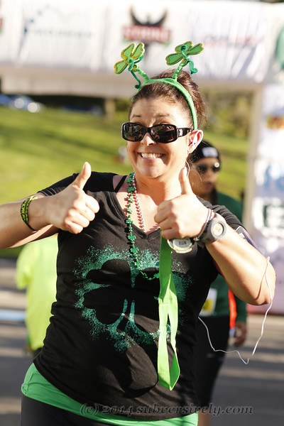 Go Green Run 2014