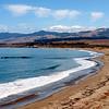 Califirnia Central Coast Shoreline