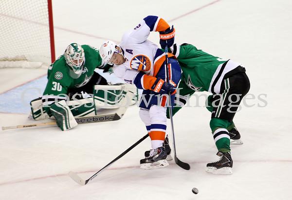 Stars vs Islanders