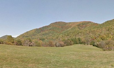 SOLD - 76 Acres on No Business Mountain