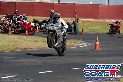 Wheelie Class Pics (10-23-16)