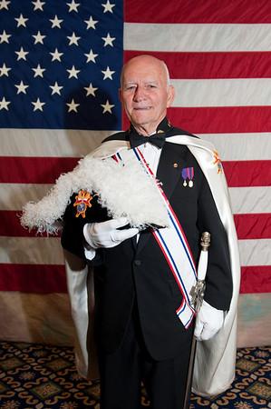Knighting/Flag Portraits (jax10)