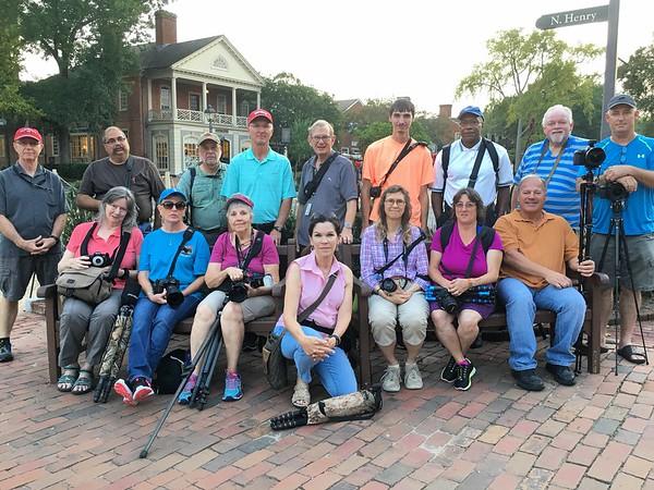Colonial Williamsburg Photowalk